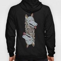 Wolf Head Totem Hoody
