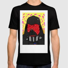 Invader Mens Fitted Tee Black SMALL