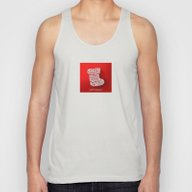 Happy Holidays - Boot Unisex Tank Top