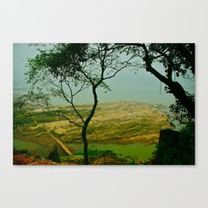 peaceful place Canvas Print
