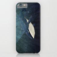 Everett's Whale iPhone 6 Slim Case