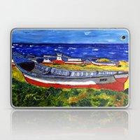 Flota de Coquimbo Laptop & iPad Skin