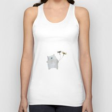 Bear and friends Unisex Tank Top