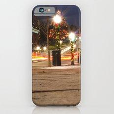 Downtown Blacksburg Christmas Slim Case iPhone 6s