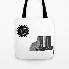magic rabbit Tote Bag