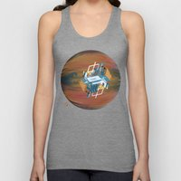 Antigrav Swimming Pool Unisex Tank Top