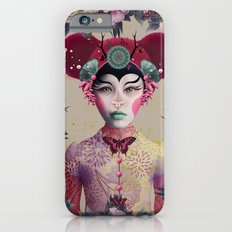 Ode to spring iPhone 6s Slim Case