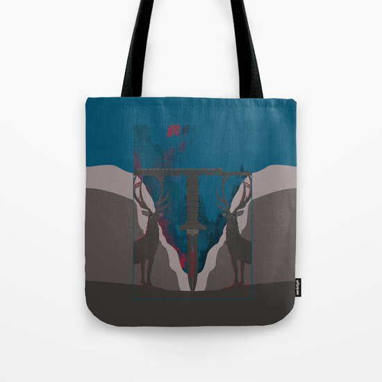 Skyfall Movie Poster Tote Bag