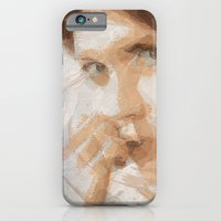 iPhone & iPod Case featuring Decision by Galen Valle