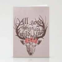 All Good Things Stationery Cards