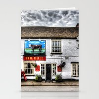 The Bull Pub Stationery Cards