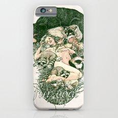 Fur Coat Slim Case iPhone 6s