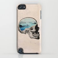 iPod Touch Cases featuring Brain Waves by Chase Kunz