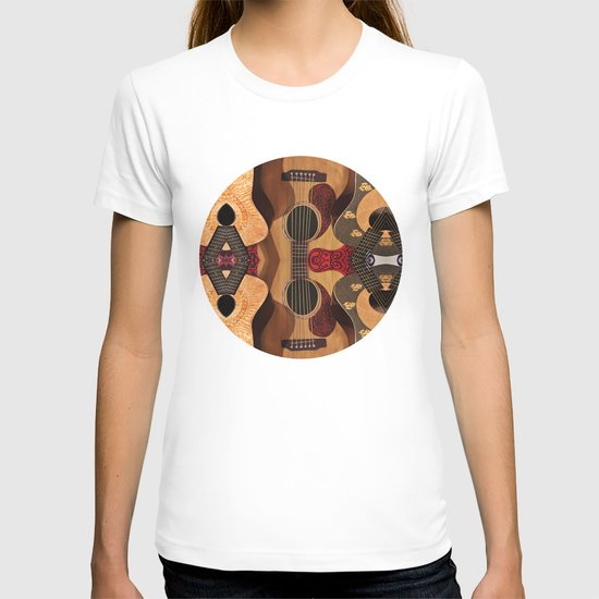 Guitar Reflections T-shirt