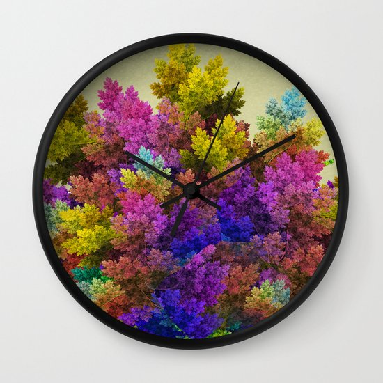 Miracle Tree Wall Clock