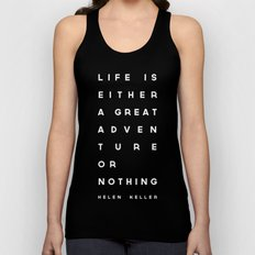 Adventure or Nothing Unisex Tank Top