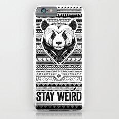 Stay Weird - Oldschool Slim Case iPhone 6s