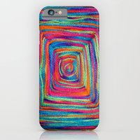 Colorful Yarns - for iphone iPhone 6 Slim Case