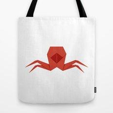 Origami Crab Tote Bag