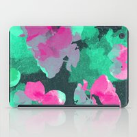 night garden iPad Case