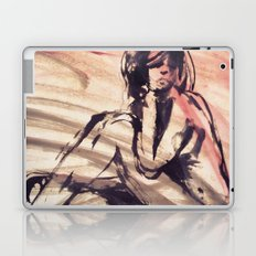 Looking Back Laptop & iPad Skin