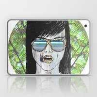 Tropical Zombie  Laptop & iPad Skin