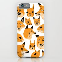 iPhone Cases featuring Woodland by Jack Teagle