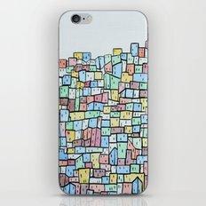 Hill. iPhone & iPod Skin