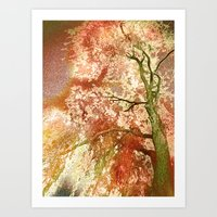 Majestic Tree Art Print