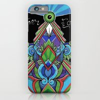 iPhone & iPod Case featuring Mother Earth by Tiago Berao