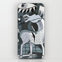 Guernica iPhone & iPod Skin
