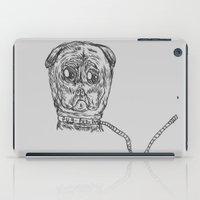 Pug Mug iPad Case