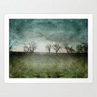 Onondaga Lake Park - Sus… Art Print