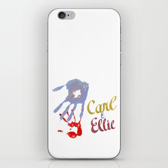 Carl & Ellie iPhone & iPod Skin