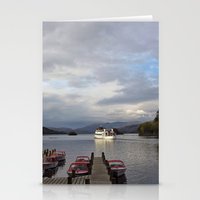 Bowness-on-Windermere Stationery Cards