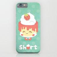 Strawberry Short Cake iPhone 6 Slim Case