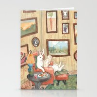 The Art Collector Stationery Cards