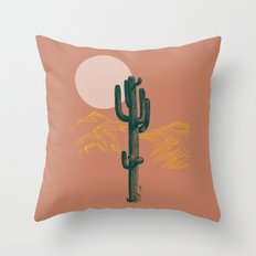 hace calor? Throw Pillow