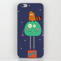 iPhone & iPod Skin featuring Moncho by Milanesa