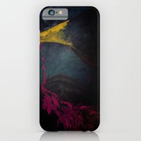 iPhone & iPod Case featuring quoth the raven by Organism12