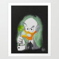 Who Dis Doctor 1 Art Print
