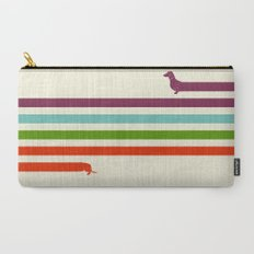 (Very) Long Dachshund Carry-All Pouch