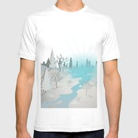 Lullaby Mens Fitted Tee White SMALL