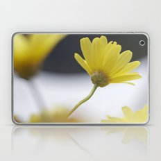 yellow daisies Laptop & iPad Skin