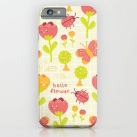 Hello Flower iPhone 6 Slim Case