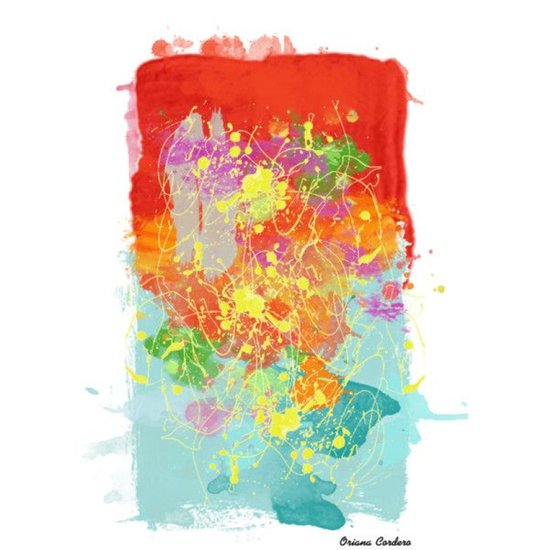 Color Tribute  Canvas Print