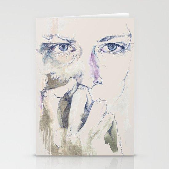 retrato Stationery Card