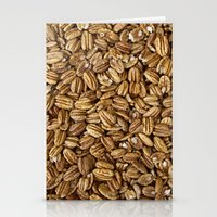 Pecans Stationery Cards
