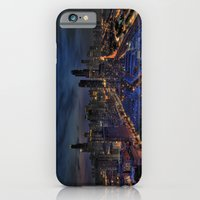 iPhone & iPod Case featuring The City Of Big Shoulders by Rick Cohen