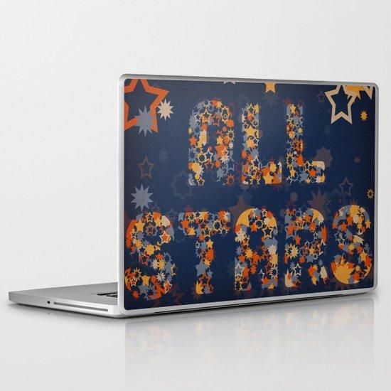 All Stars Laptop & iPad Skin